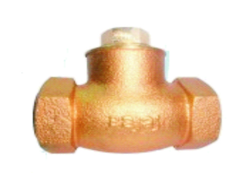 Horizontal Lift Check Valves No. 5
