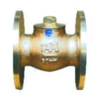 Horizontal Lift Check Valve Flanged