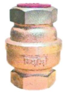 Vertical Lift Check Valves Two piece
