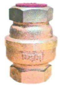 BAJAJ  Vertical Lift Check Valves Two piece