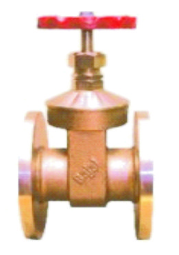 BAJAJ Gate Valve Flanged Ends