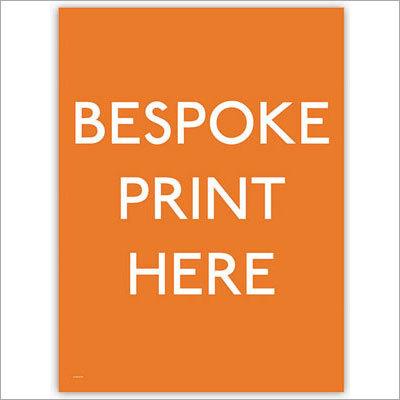 Bespoke Printing Services