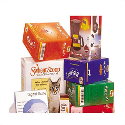 Packaging Material Printing