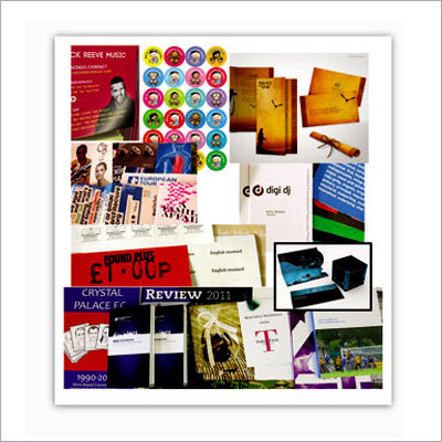 Marketing Material Printing Solution