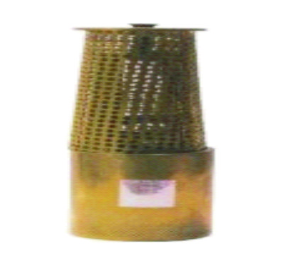 Foot Valve with brass stainer