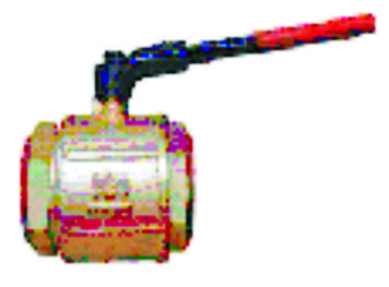 Brass Ball Valve Two Piece