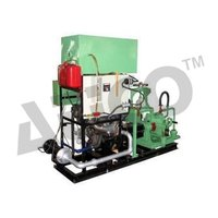 Diesel Engine Test Rig with Mechanical loading