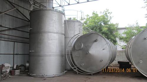 MS Vertical Storage Tanks