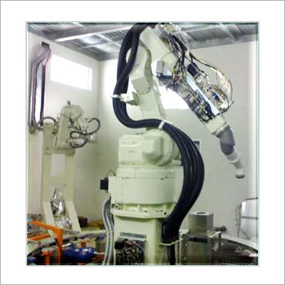 Automatic Turnkey Robotic Painting System
