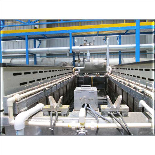 Automatic Anodizing Plant‎