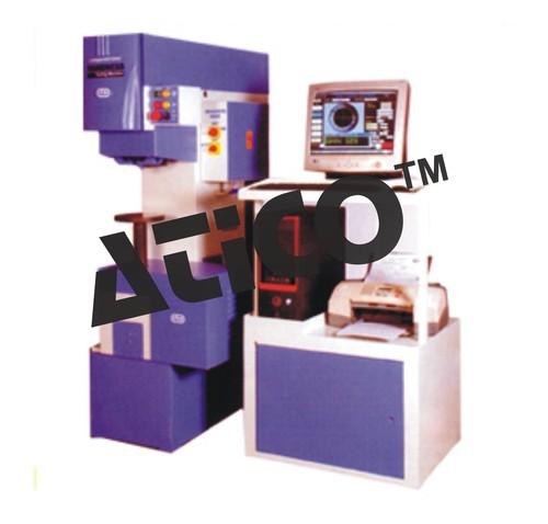 Brinell Hardness Testing Machine (Computerized)