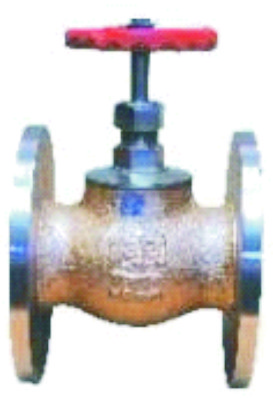 BAJAJ Wheel Valve Flanged