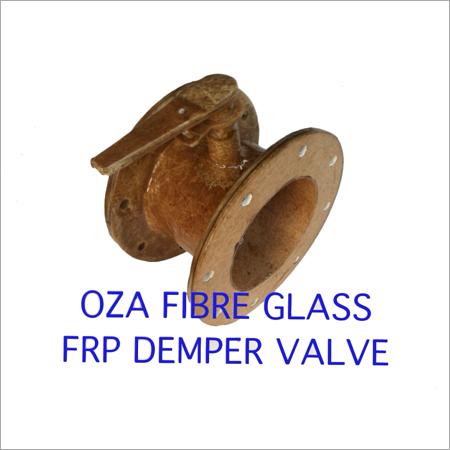 FRP Damper Valve
