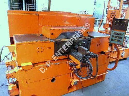 Used Increamental Spline Rolling Machine