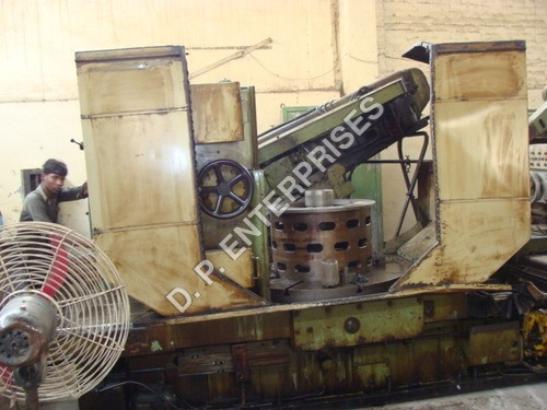 WMW ZSTZ 1250 Gear Grinding Machine