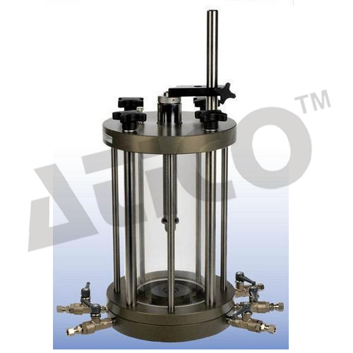 Triaxial cell