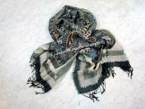 Embroidery Stoles