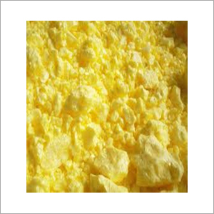 Bright Yellow Sulphur Granules