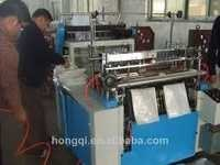 PLASTIC EXTRUSION PP LDPE HM BAGS GLASS DONA PLATE MACHINE