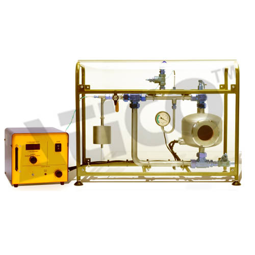 Saturation Pressure Apparatus