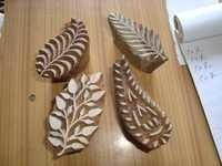Indian Wooden Blocks
