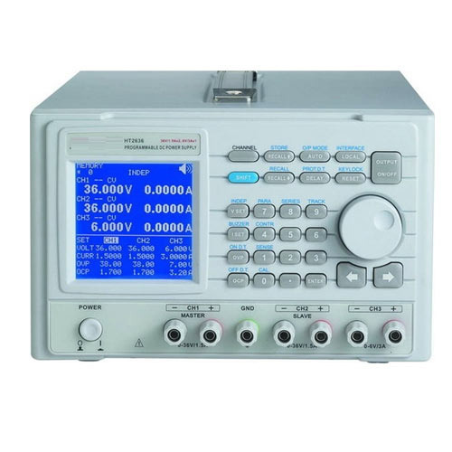 Programmable Linear DC Power Supplies