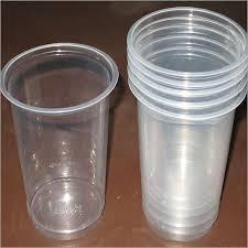 AUTOMATIC PLASTIC MOULDING RW 2408 DISPOSABEL PLASTIC CUP GLASS PLATE MACHINE URGENT SALE