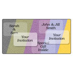 Adhesive Transparent Labels
