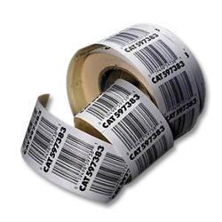 Commercial Barcode Labels