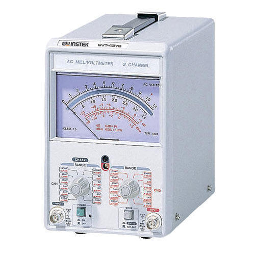 AC Millivoltmeter