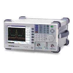 Electronics Spectrum Analyzer