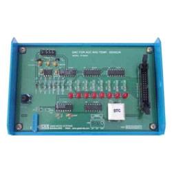 DAC For ADC & Temp Sensor Interface