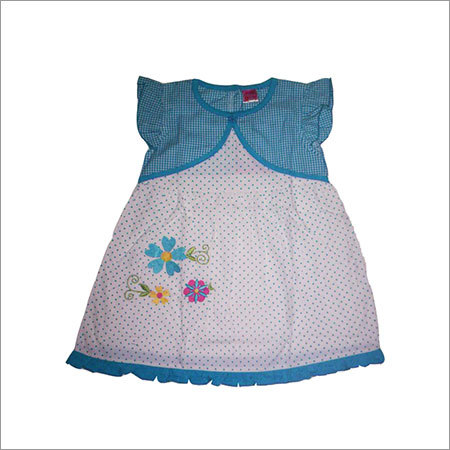 INFANTS BABY GIRLS FROCK