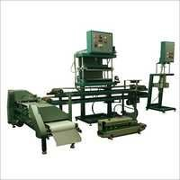 Automatic fully cooked chapati making machine