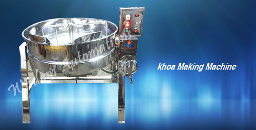 Khoya Making Machine