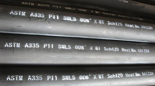 A 335 GR. P911 Alloy Steel Seamless Pipe