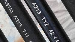 A213 GR. T12 Alloy Steel Seamless Tube