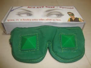 ACi Magnetic Eye Belt Pyramidal