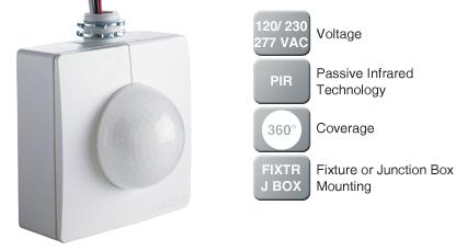 High Bay Occupancy Sensor