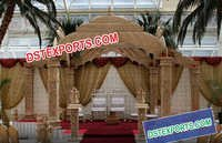 Wedding Temple Mandap
