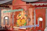 Wedding Decoration Ganesha Statue