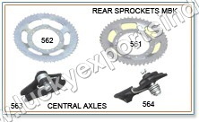 Moped Parts