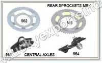 Moped Division Parts