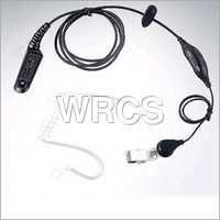 Hands Free Clear Tube Earpiece