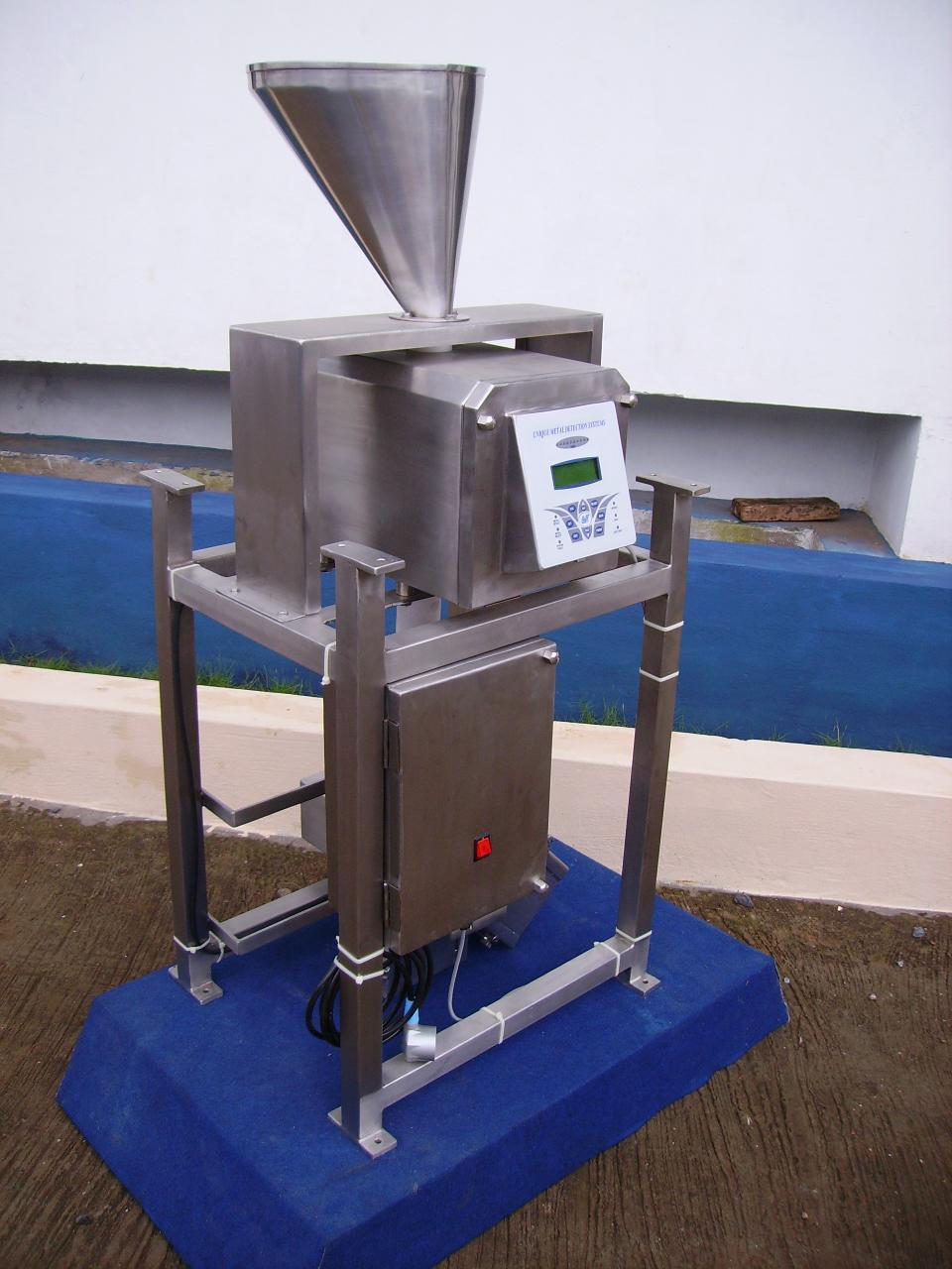 Conveyor Metal Detector system