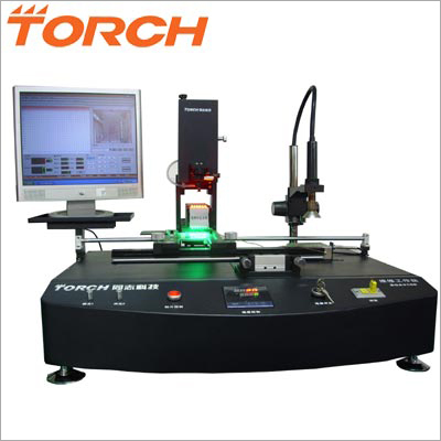Counter Soldering System