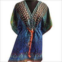Printed ladies Kaftans