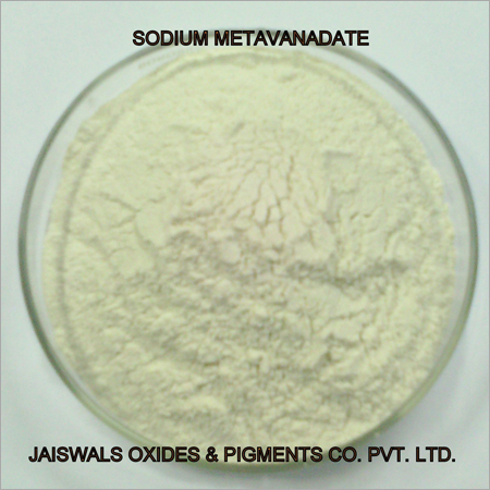 Sodium Metavanadate