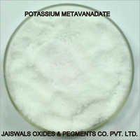 Potassium Metavanadate