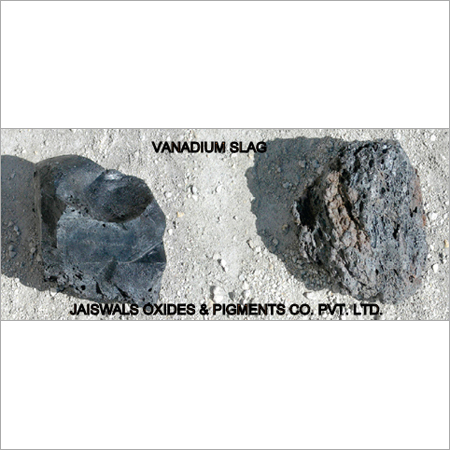 Vanadium Slag